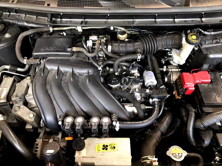 Instalacja LPG Landi Renzo Evo w Nissan Juke 1.6 2014