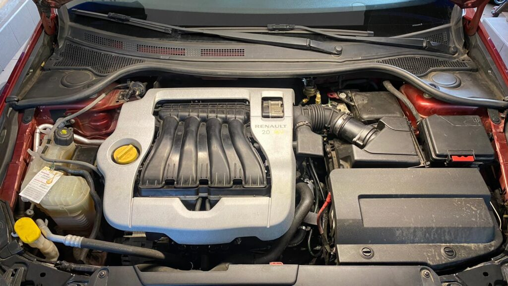 Instalacja LPG Landi Renzo Evo w Renault Laguna 2013 2.0 140KM