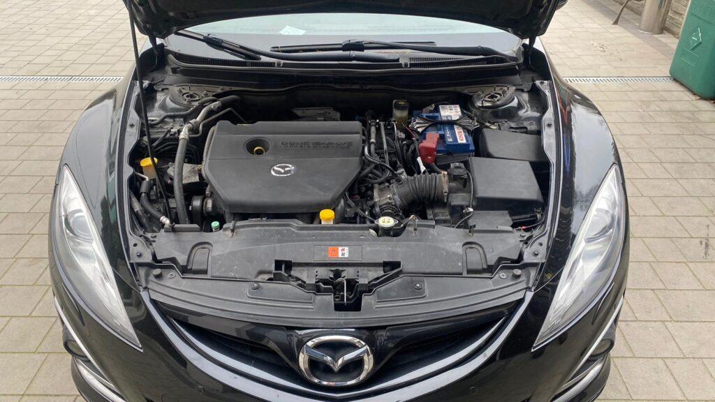 Przód Landi Renzo Evo w Mazda 6 II 2.5 170km 2010